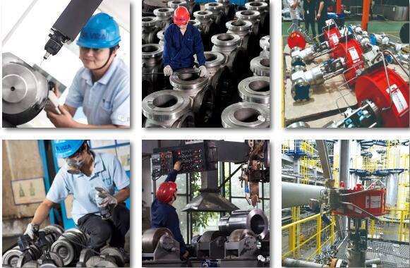 维萨阀门:精益生产 稳健发展