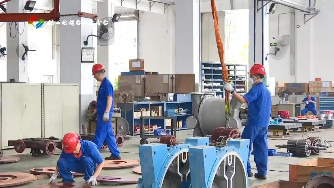 肯富來泵業、嘉力亞貿易兩家三水企業入選中國外貿出口先導指數樣本企業