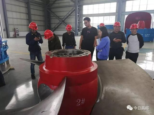 瓜洲泵站投入使用,专家点赞高邮这家公司