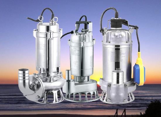 浅谈潜水泵与其它泵类的区别