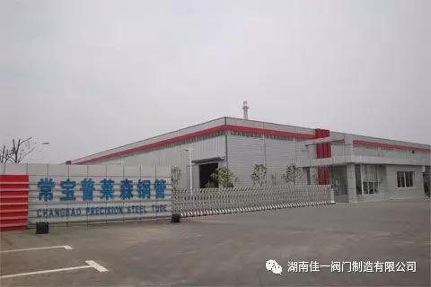 江苏常宝普莱森钢管有限公司特种连轧管加热炉项目