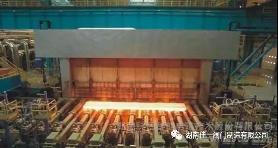 7.南京钢铁中棒厂加热炉项目