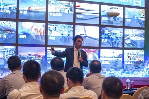 西门子与10家企业达成工业物联网领域战略合作