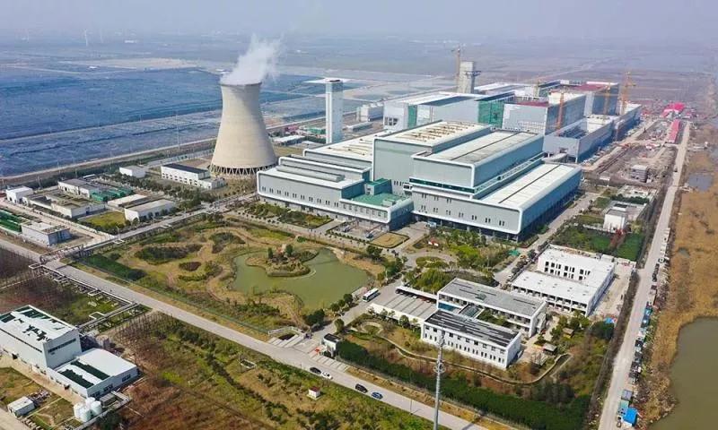 凯士比助力上海建成环球 最大垃圾焚烧发电项目