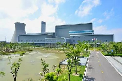 凯士比泵业助力上海建成环球 最大垃圾焚烧发电项目