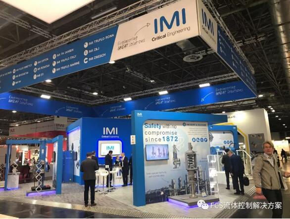 IMI宣布拟收购特种阀门制造商PBM