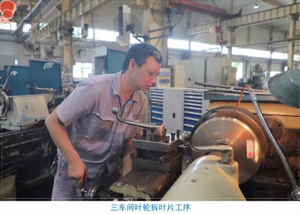 重庆水泵:战高温 斗酷暑 促生产 保目标