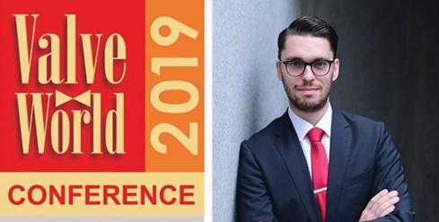 对话2019阀门世界亚洲研讨会贵客 ,莱斯产品经理Hendrik Wormuth老师