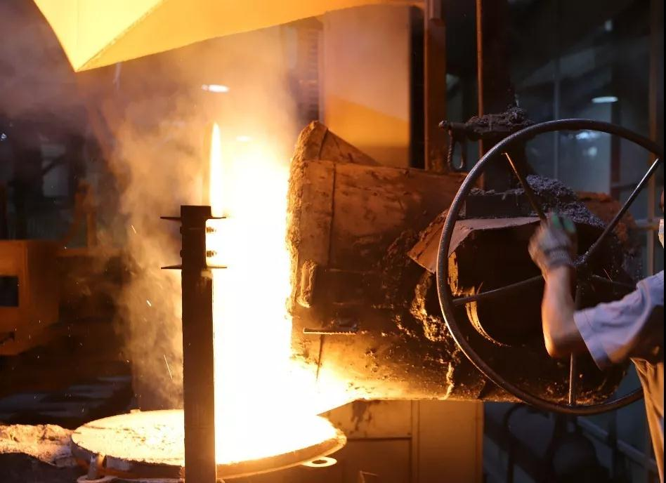 远大阀门集团:向国内铸造行业前端迈进
