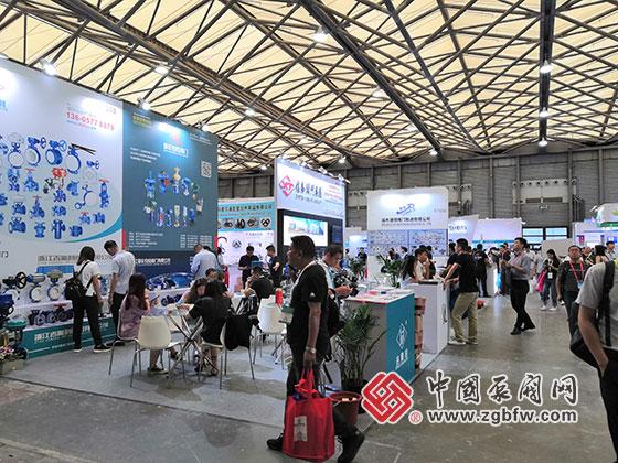 2019第十一届上海国际化工泵、雷火app官网及管道展览会