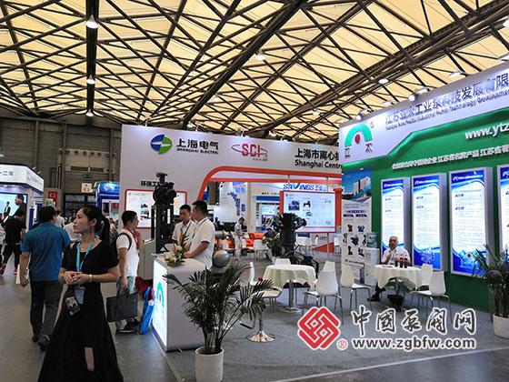 江苏亚太工业泵参加2019第十一届上海国际化工泵、阀门及管道展览会