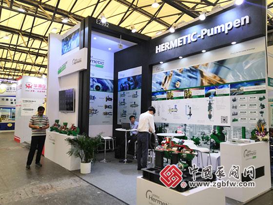 2019第十一届上海国际化工泵、阀门及管道展览会
