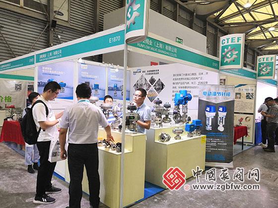 上海国际化工泵、阀门及管道展览会