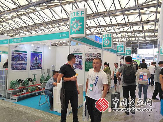牧雅阀门参加2019第十一届上海国际化工泵、阀门及管道展览会