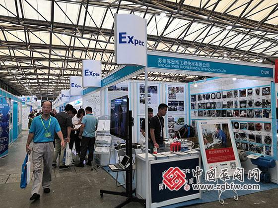 2019上海国际化工泵、阀门及管道展览会