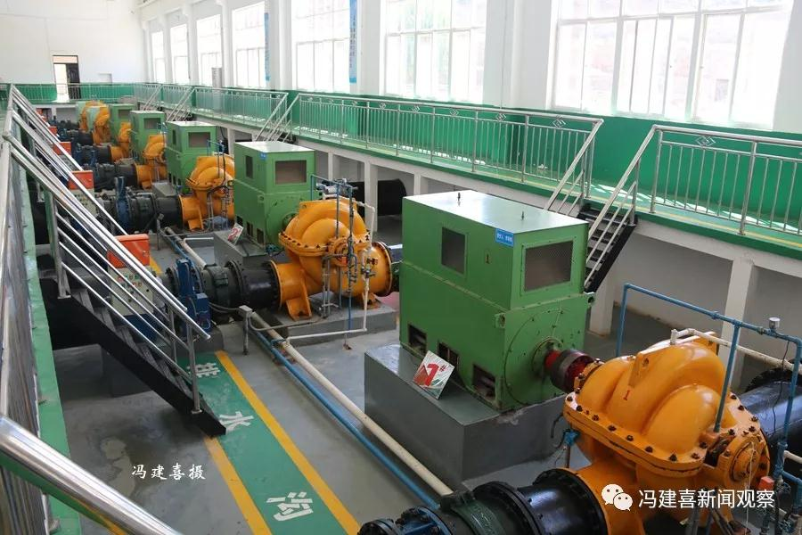 上海连成一批特大型水泵在黄河流域经受高含沙黄河水考验 四年运行平稳 表现出色