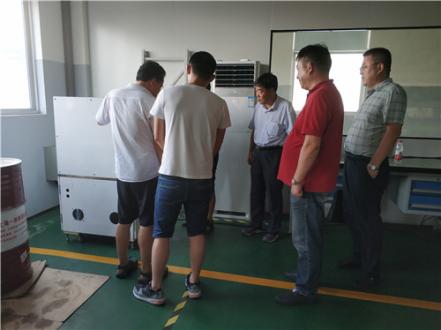 温州泵阀工程研究院与永安智能开展导师基金项目总结验收会