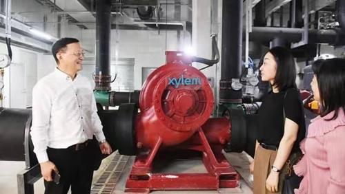 赛莱默有限公司商用与民用建筑、水应用系统应用经理师林