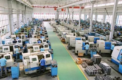 我国几个著名的机床产业集群,许多机床企业都来自这些地方