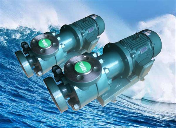 高温介质运输问题难解,上海家耐高温磁力泵高效解决