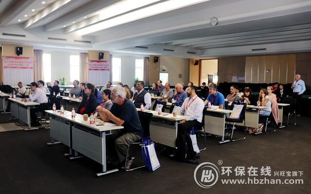 ISO国际农林、拖拉机、灌排设备及系统委员会一行来访南方泵业