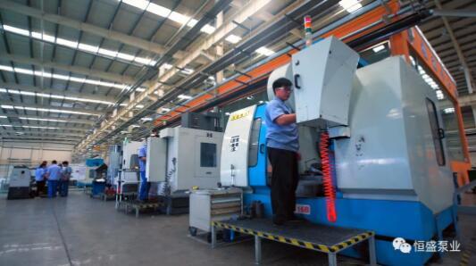 恒盛泵业中标千万螺杆泵项目