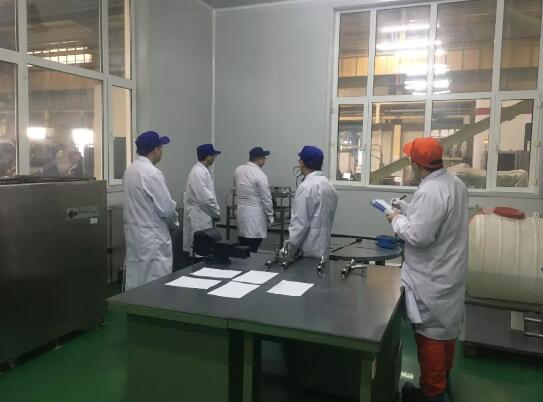 哈电阀门公司通过民用核安全设备模拟件厂内鉴定试验