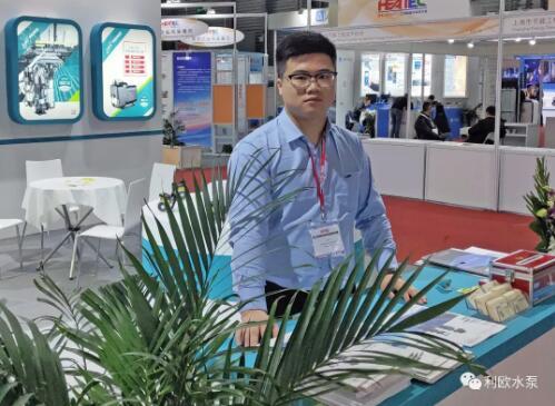 利欧水泵:记国内销售部销售经理蔡经理