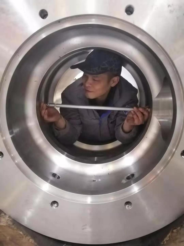 重庆水泵:质检处开展技能提升培训考核