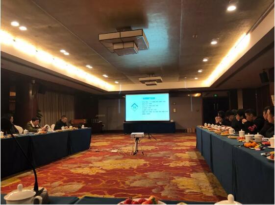新安江工业泵公司隆重举行2019年度总结大会