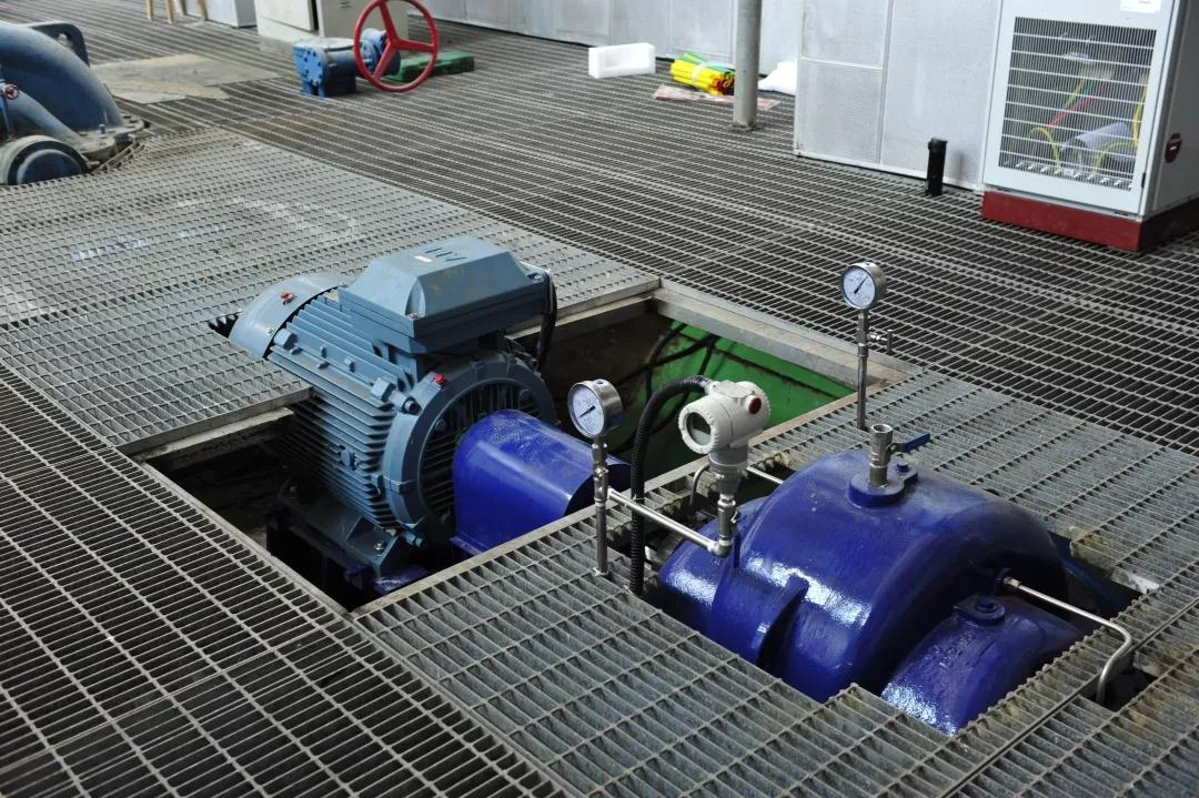 赛莱默飞力A-C定制泵助力水厂升级改造