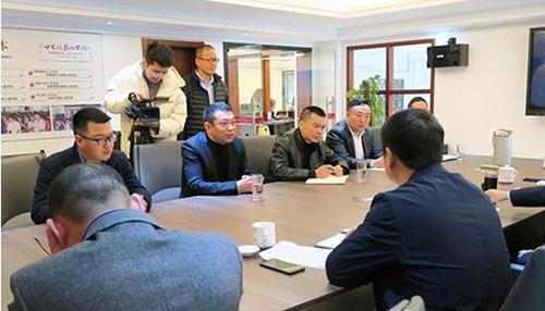 温州泵阀工程研究院开展2020年放假前安全大检查