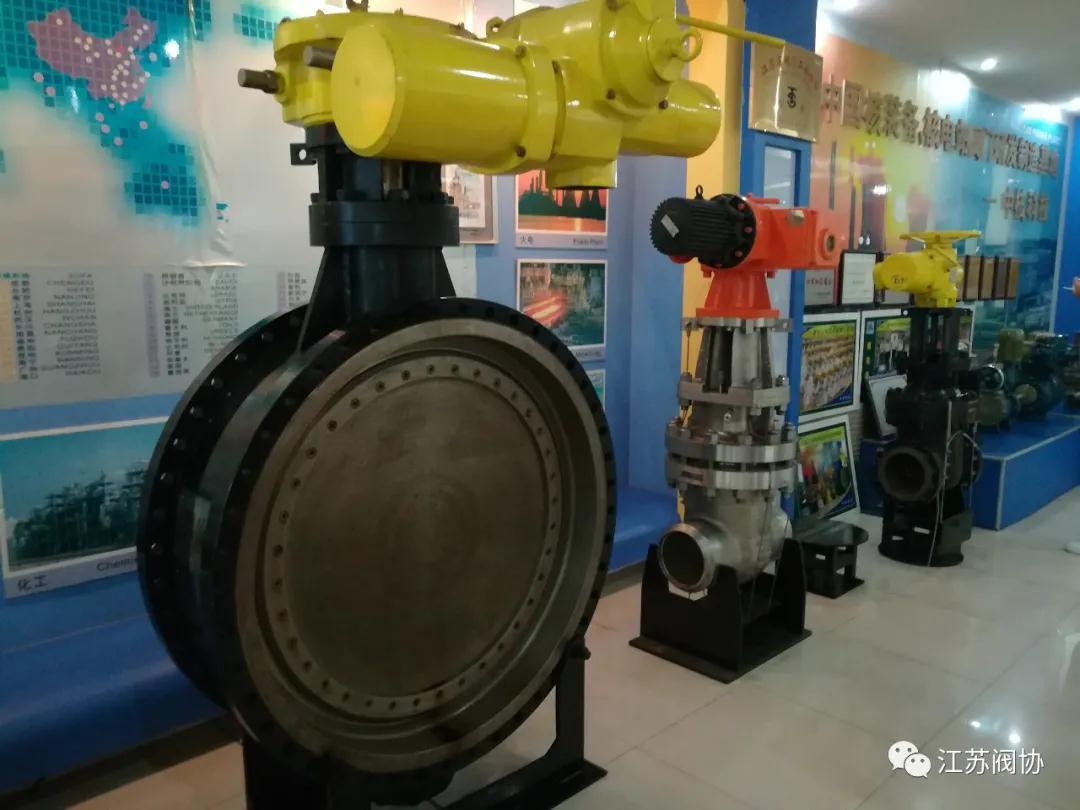江苏阀门行业2019年工业总产值完成业绩排名