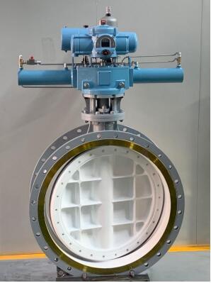 无锡市经登自控竞博官网有限公司开发成功高性能智能一体式电液联动执行器