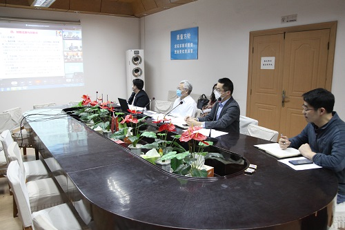 合肥通用机械研究院参加中国工程院