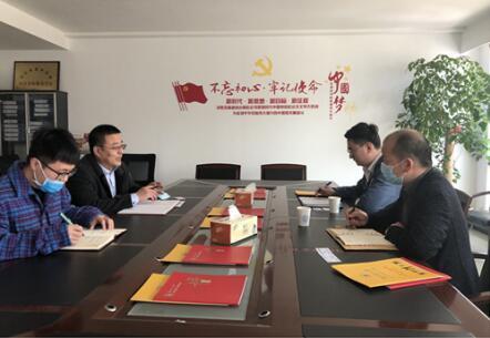 温州泵阀工程研究院:台州永和智控有限公司来我院洽谈合作
