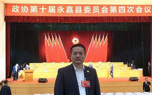 中国泵阀业领军人物、永嘉政协委员金志远畅谈智能制造