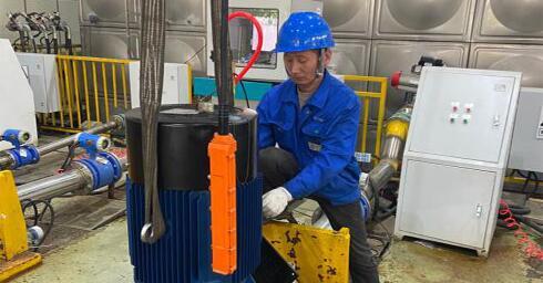 南方泵业:性能测试专家——计建忠