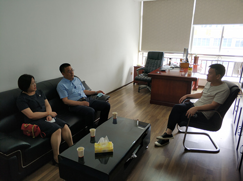 温州泵阀工程研究院对接浙江省泵阀行业协会