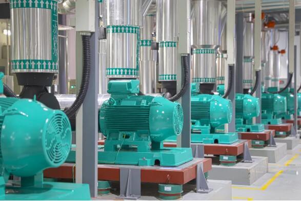 威樂水泵助力上海虹橋T1航站樓全新起航