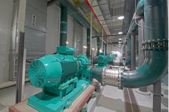 威乐水泵助力上海虹桥T1航站楼全新起航