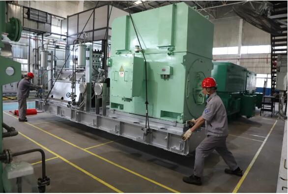 重慶水泵:儲運吊裝組積極投身勞動競賽搶抓任務有成效