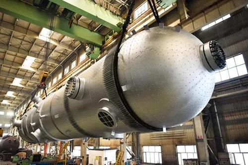 哈电集团三台世界日投煤量最大气化炉全部产成发运