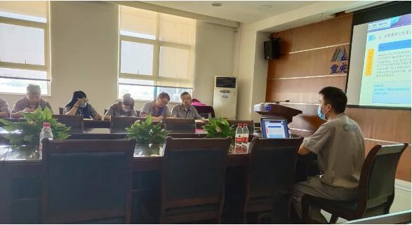 重庆水泵公司组织开展采购控制专题培训