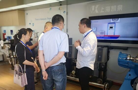 宁夏城镇供水协会第八届会员大会 | 上海凯泉泵业闪耀亮相