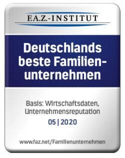 """威乐集团(WILO SE)被评为德国""""最佳家族企业"""""""