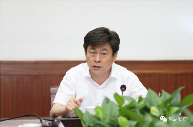 李哲主持召开专题会议 研究水泵产业标准化厂房建设工作