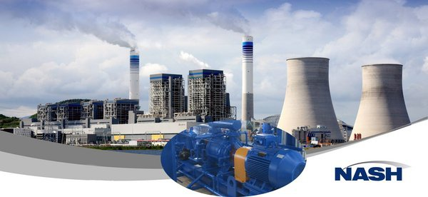 NASH真空泵广泛应用于生物质&垃圾电厂