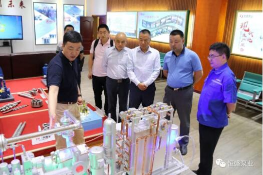 恒盛泵业与合作伙伴签署战略合作框架协议 共同促进中国造船走向世界