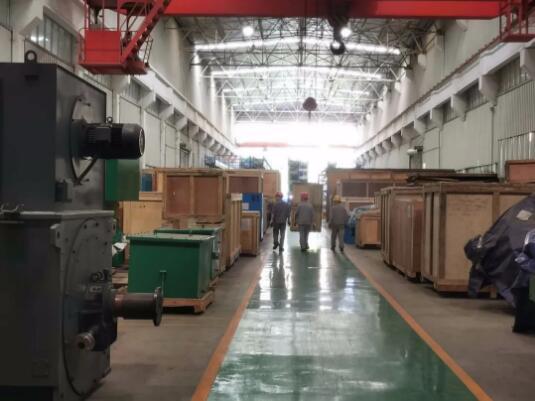 重庆水泵:总装、储运现场5S改善显成效